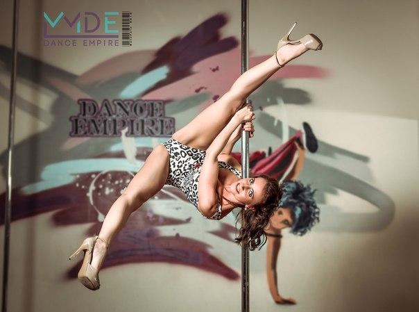 Фотосессии Pole Dance